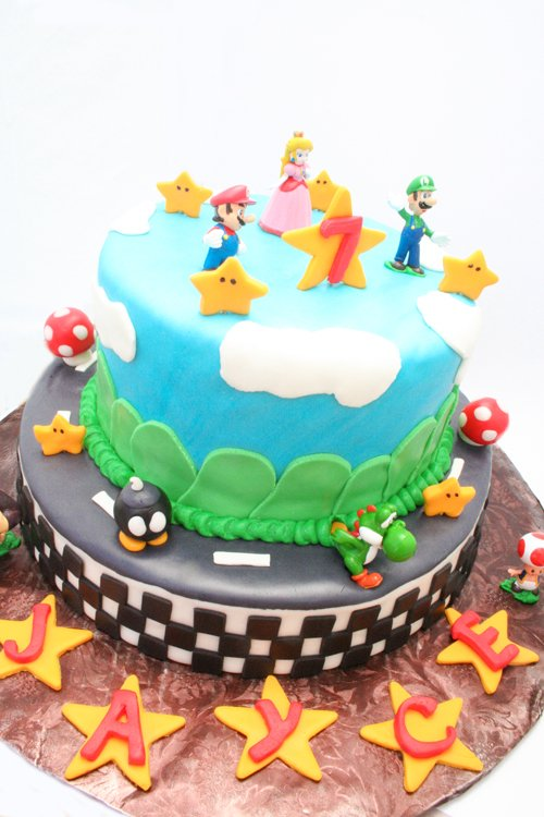 Mario Kart Birthday Party Such The Spot