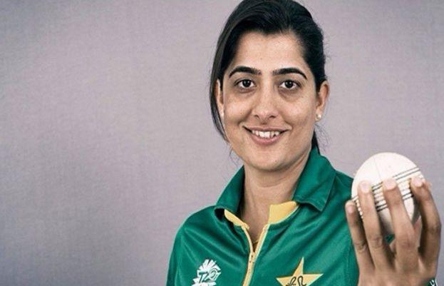 Cricketer Sana Mir