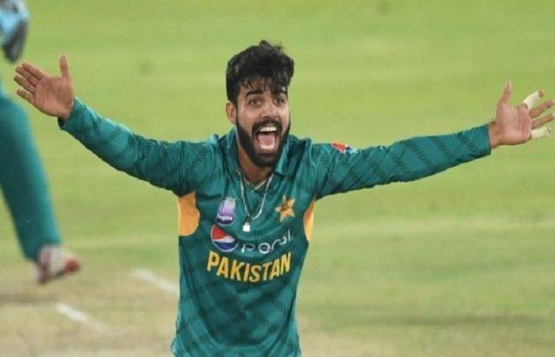 Pakistan's Shadab Khan