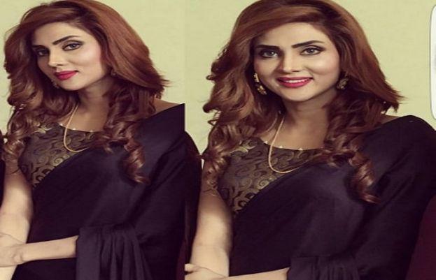 Pakistani actress Fiza Ali