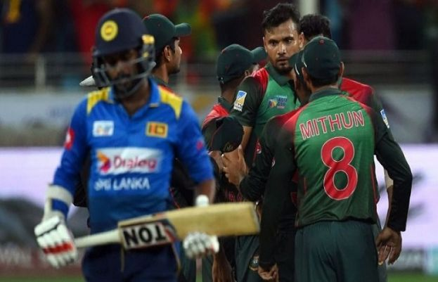 CWC 2019: Sri Lanka to face Bangladesh today