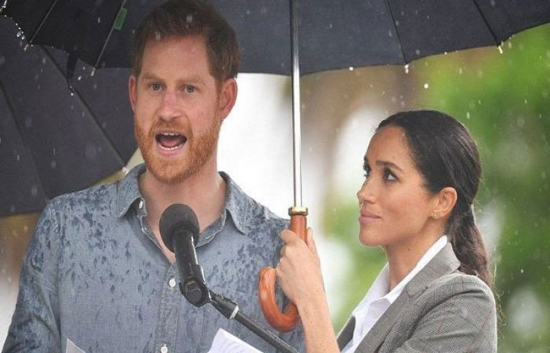 Photo of Harry, Meghan should share tales of their royal life at future occasions – SUCH TV