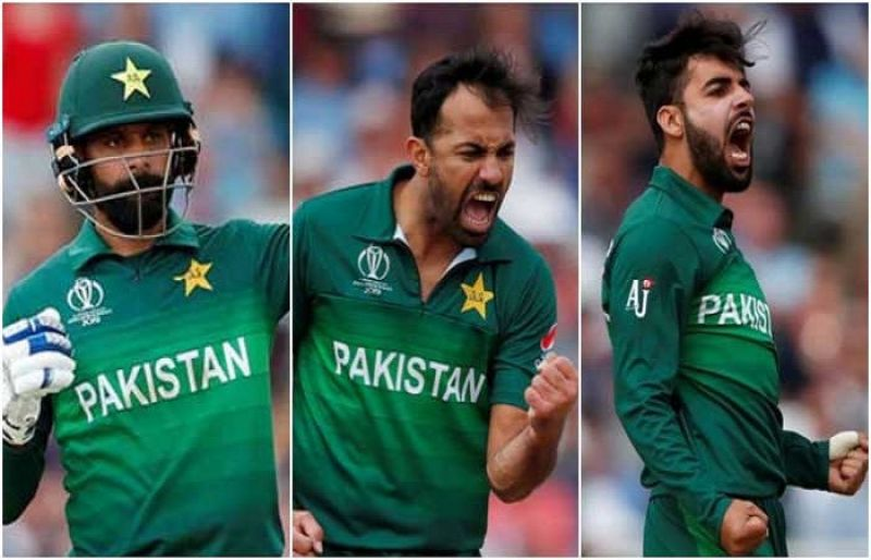 Photo of Hafeez, Wahab, Shadab take a look at destructive for COVID-19 – SUCH TV