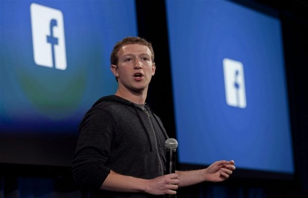 Facebook co-founder Mark Zuckerberg renewed his defense of the social network's business