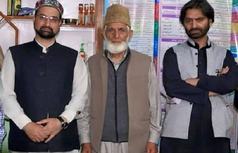 Image result for Hurriyet Leaders Welcome US Statement Urge World to Help Settle Kashmir Dispute