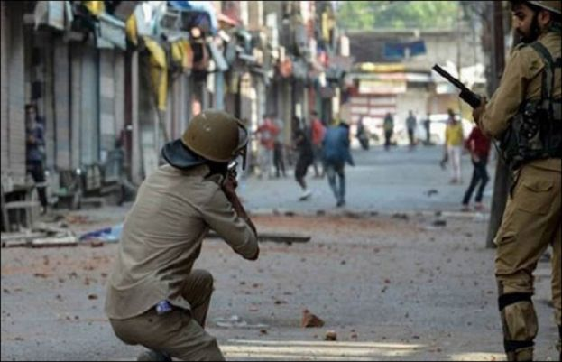 Indian forces martyr two youth in IoK