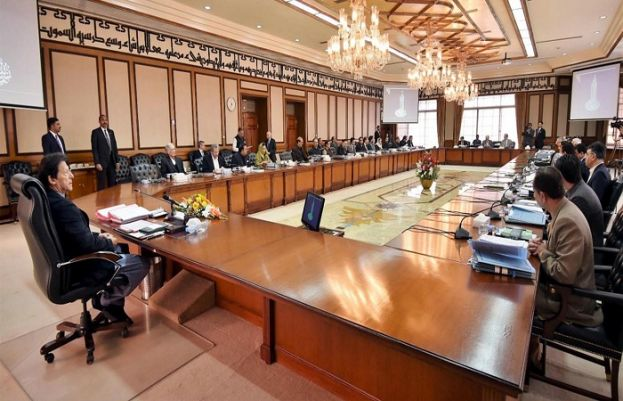 PM Imran to Cabinet Meeting Today Ahead Of Budget Presentation
