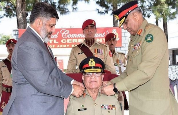 Pakistan Army announces appointments and transfers