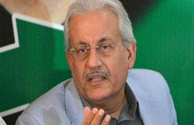 PPP leader Raza Rabbani