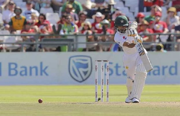 Pakistan to resume batting at 17-2 against South Africa