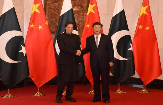 PM Imran, Chinese President discuss regional situation