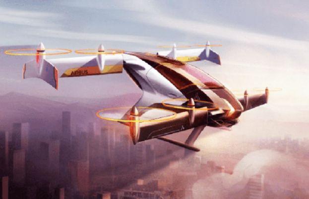 ایئربس کمپنی کا 'اڑن ٹیکسی' کی پہلی کامیاب پرواز کا تجربہ