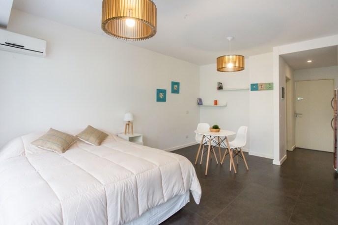 Apartamento Alquiler temporario cama queen