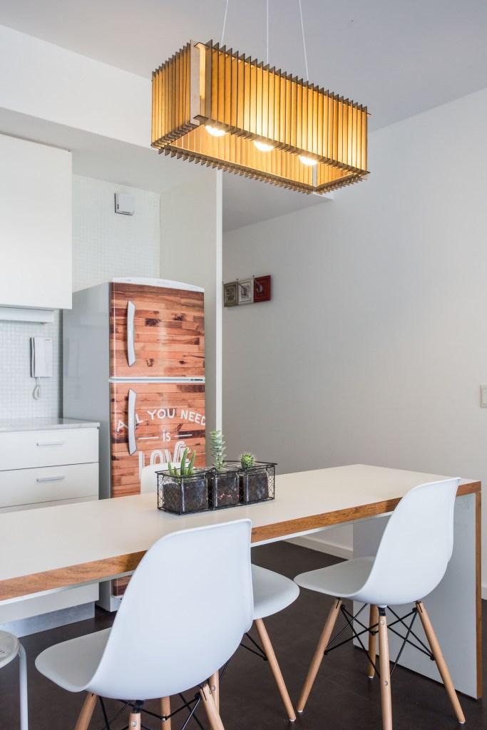 Apartamento Amoblado deluxe desayunador detalle