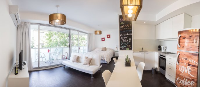 Alojamiento de Sucre Suites vista panoramica