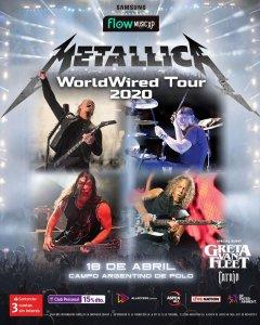 Recital Metallica 2020