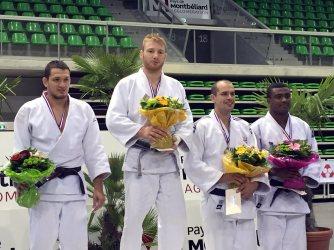 Axel Clerget au tournoi de Montbeliard 2014