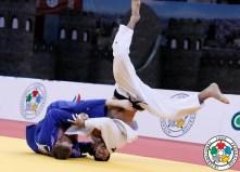 Axel Clerget au Baku Grand Slam 2016 - © IJF Media by G. Sabau