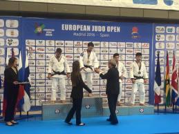 Sylvain Goulet à l'European Open Madrid