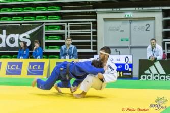Championnat de France 1D 2016 : Luka Mkheidze