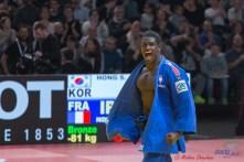 Paris Grand Slam 2017 : Pape-Doudou Ndiaye