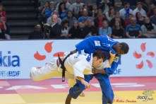 Paris Grand Slam 2017 : Pape-Doudou Ndiaye contre Hong