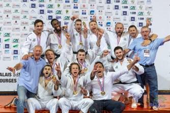 Championnat de France 1re division par équipe de clubs / Crédit : Mathieu Chouchane