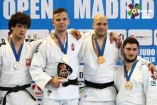 Joseph Terhec / European Judo Open Madrid 2018. Crédit : European Judo Union / Gabriel Juan