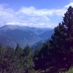 El país dels Pirineus.
