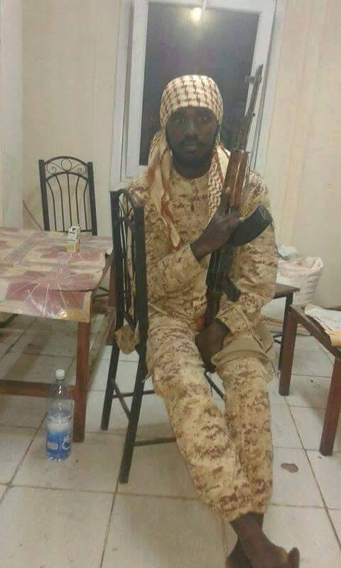 سوداني داعش