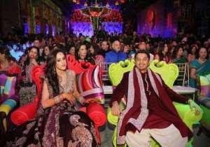 زواج ملياردير هندي2