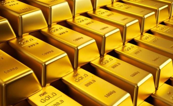 أوقية الذهب ترتفع أربعة دولارات عن تداولات مساء أمس