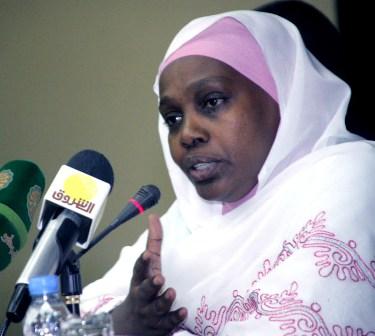 سامية أحمد محمد: (كل منسوب منا هو زمرة من يقود الإصلاح)