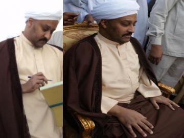 عبد الباقي الظافر : عربات السيد الحسن..!!