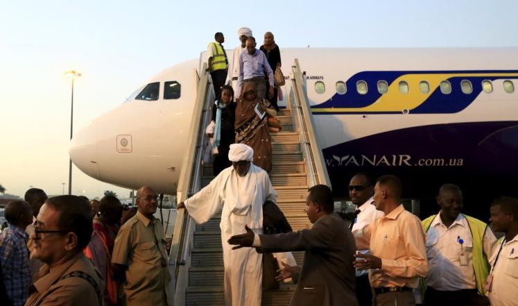 إجلاء السودانيين من اليمن تم برعاية الحوثيين