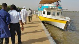"""رحلة """"نهرية""""تجريبية من المنشية وحتي مرسي الحتانة"""