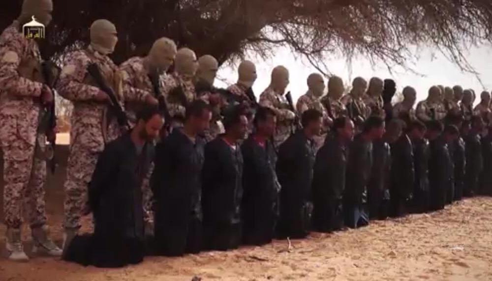 داعش يعدم 120 شخصاً بالموصل ويعتقل 350 آخرين