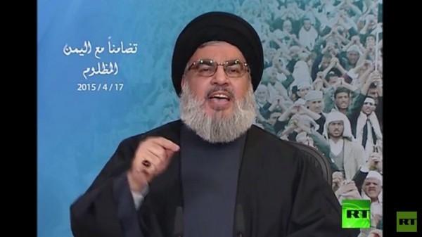 نصرالله يشن هجوماً جديدا على السعودية .. ويطالب الحوثيين بمهاجمتها والدخول لأراضيها