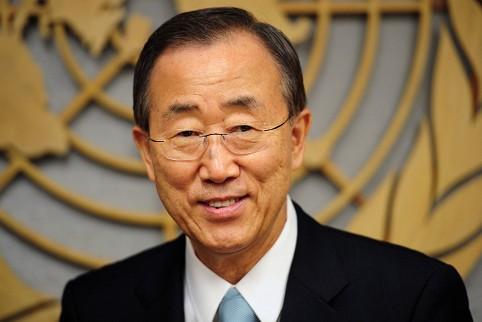 بان جي مون: حكم الجنائية الدولية بحق البشير يجب أن ينفذ