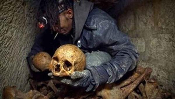 بالصور: العثور على جمجمة هابيل أول قتيل في الأرض بعد 430 ألف عام