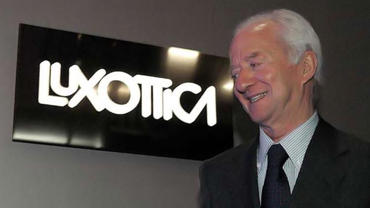 """مالك """"لوكسوتيكا"""" يقدم 9 ملايين يورو لموظفيه"""