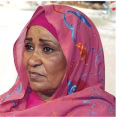 يسرية محمد الحسن : الخضر هزم المستحيل وأهدي الشعب السوداني كل الجمال