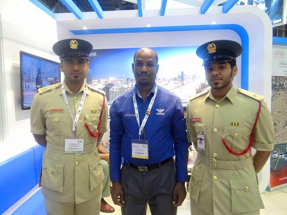 لاشيء يضيع في دبي ، مقيم سوداني يحكي عن موقف رائع مع شرطة دبي !!