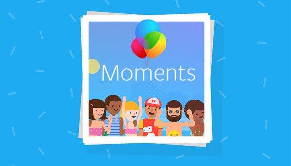 فيس بوك تطلق تطبيق Moments لتنظيم الصور ومشاركتها