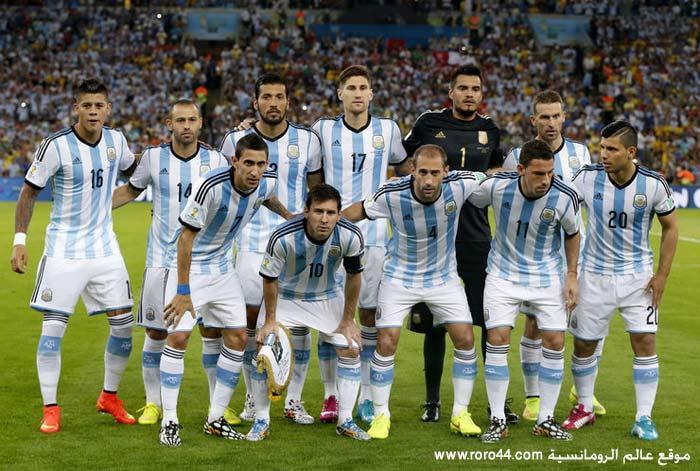الأرجنتين تنتزع صدارة ترتيب الفيفا
