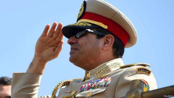 السيسي يهدد المصريين بـ«بالتشرد واللجوء»إذا قرروا النزول في ذكرى يناير