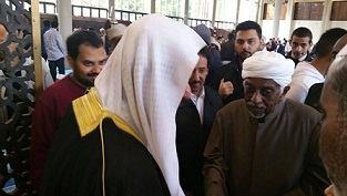 الميرغني يطمئن على سلامة الحجيج السوداني في الأراضي المقدسة