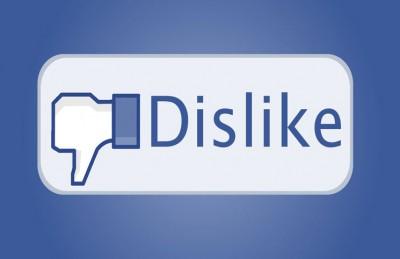 """""""فيسبوك"""" يخالف التوقعات: 10 ضغطات """"Dislike"""" ستؤدي لحذف منشورك"""