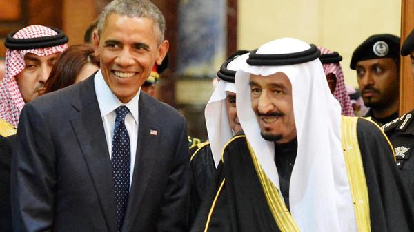 قمة سعودية أميركية لبحث القضايا الإقليمية والدولية
