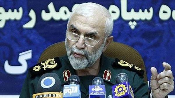 من هو همداني قائد الحرس الثوري الذي قتل في سوريا؟